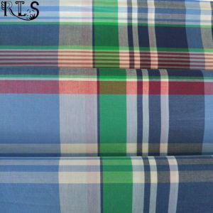 100% Cotton Poplin Yarn Dyed Fabric Rlsc50-11 pictures & photos