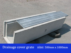 Drainage Cover Grating Panels pictures & photos