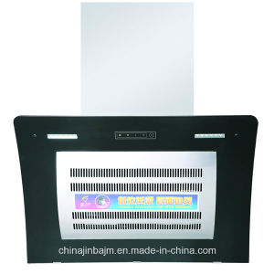 Glass Panel Exhaust Hood/Cooker Hood for Kitchen Appliance/Range Hood (TIME5#A1) pictures & photos
