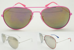 Fashionable Sunglasses for Lady New Colourful Hot Selling Sun Glasses (MSP7-6) pictures & photos