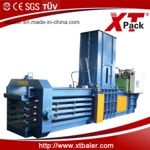 Automatic Baler for Pressing Carboard, Plastics