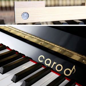 88 Keys Vertical Piano 123cm pictures & photos