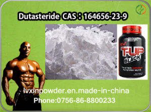 China 99% Dutasteride Raw Powder pictures & photos