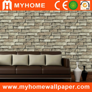 3D Brick Decorative Wall Paper for Home Decor pictures & photos
