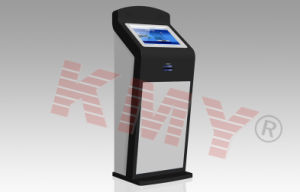Multimedia Cash Payment Touch Screen Kiosk Machine pictures & photos