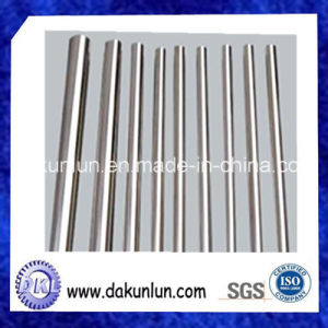 Linear Silvery Stainless Steel Tube pictures & photos