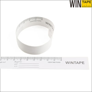 Disposable 15 Centimeter Medical Paper Wound Measuring Ruler pictures & photos