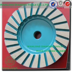 Dish Cup Grinding Wheel for Stone Grinding -Cup Grinding Wheel for Steel pictures & photos