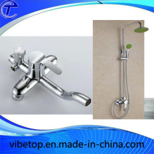 Sanitary Ware Manufacture Stainless Steel Bathroom Faucet pictures & photos