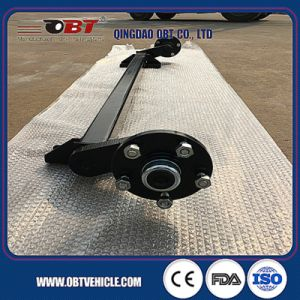 500-1800 Kg Light Load Torsion Rubber Axle Without ABS pictures & photos