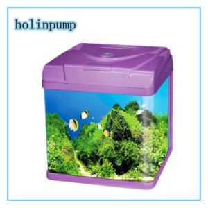 Aquarium Fish Tank for Air Pump (HL-ATB20) pictures & photos