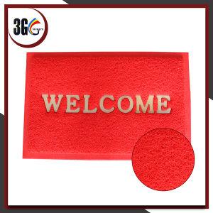 High Quality PVC Door Mat, Welcome Door Mat pictures & photos