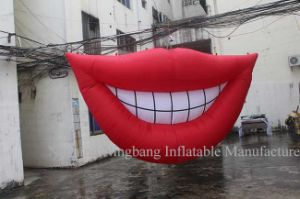 Hot Sale Inflatable Decoration Smile for Promotion pictures & photos