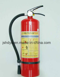 3kg Portable Dry Powder Fire Extinguisher (GB4351.1-2005) pictures & photos