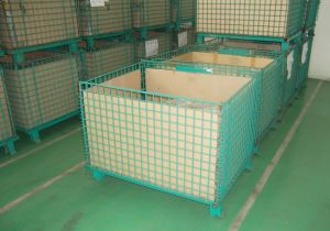 Stackable Metal Wire Mesh Container pictures & photos
