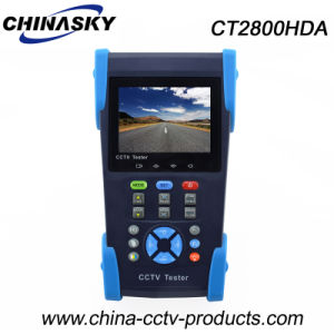 3.5 Inch CCTV HD-Ahd, Tvi, Cvi, Analog Camera Tester (CT2800HDA) pictures & photos