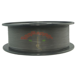 Well Coiling PLA 1.75mm Grey to White 3D Filament