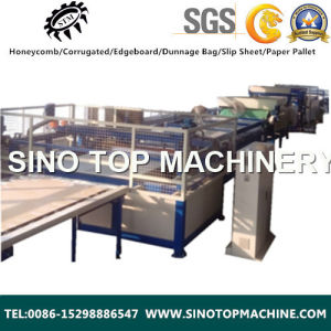 Automatic High Speed Honeycomb Board Laminator Machine pictures & photos