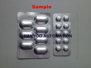 Dpp-150e Automatic Pill Tablet Blister Packing Machine pictures & photos
