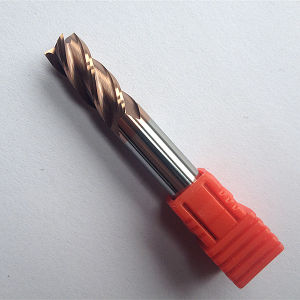 Competitive Solid Carbide 4 Flutes End Mills for SUS Cutting pictures & photos