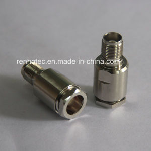Right Angel Reverse Polarity TNC Male Connector for Cable LMR300 pictures & photos