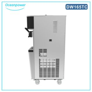 High-End Automatic Cleaning Frozen Yogurt Machine Dw165tc pictures & photos