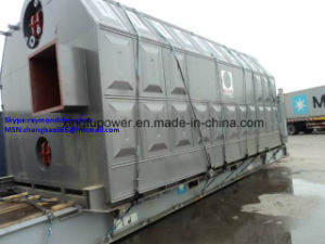 Szl Series Chain Grate Coal Fired Hot Water Boiler pictures & photos