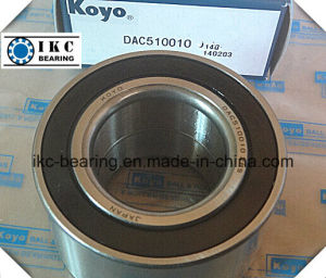 Dac 510010 42X80X45 Toyota, KIA, Hyundai, Nissan Auto Part Bearing in Koyo NSK NTN Wheel Hub Bearing pictures & photos