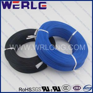 0.35 Sq. mm Bare Copper Stranded Single Core Teflon Cable pictures & photos