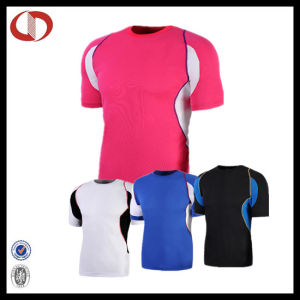 Custom Quick Dry Running T Shirt Wholesale pictures & photos