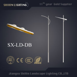 Round Conical Steel Lamp Pole (SX-LD-dB) pictures & photos