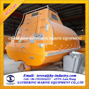 F. R. P Free Fall Lifeboat Enclosed Lifeboat for 16~150 Persons Life Saving pictures & photos