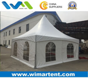 6X6m Cross Cable Frame Tents for Outdoor Party Exhibition and Sports pictures & photos