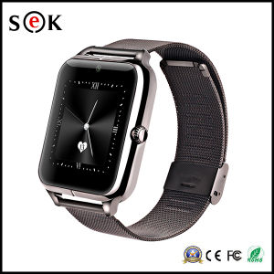 2016 Top Selling Factory Price Metal Bluetooth Z50 Smart Watch for Ios and Android 4.0 pictures & photos