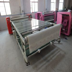 Fy-Rhtm480*1700 Roll to Roll Oil Heat Drum Sublimation Printing Machine for Fabric Heat Printing pictures & photos
