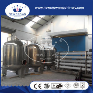 CE Certification 40tph RO Pure Water Treatment System in Beverage Production Line pictures & photos