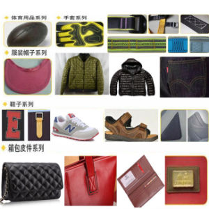Computer Brother Juki Leather Shoe Pattern Industrial Sewing Embroidery Machine pictures & photos