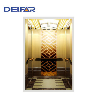 Commercial Building Mirror Passenger Elevator pictures & photos