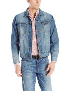 Men′s 100% Cotton Fashion Jean Denim Jacket pictures & photos