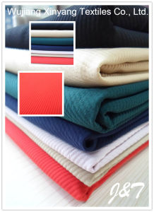 Polyester Double Twill Fabric, Woven Fabric for Dress pictures & photos