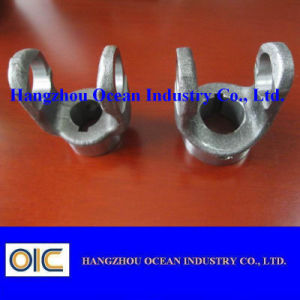 Forged Splined Yoke with Push Pin for Tractor Pto Cardan Shaft pictures & photos