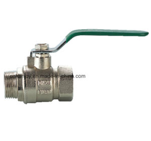 High Quality Brass Ball Valve (NV-1022) pictures & photos