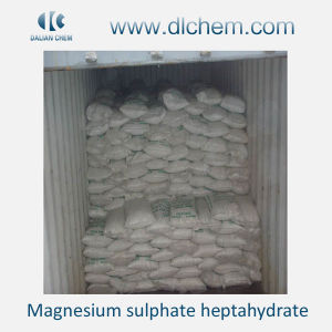 99%Min Fertilizer/Industry Grade Magnesium Sulphate Heptahydrate pictures & photos