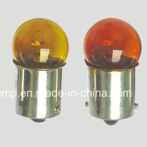Auto Bulb 12V 10W G18 Car Auxiliary Halogen Bulb (turn signal bulb) pictures & photos