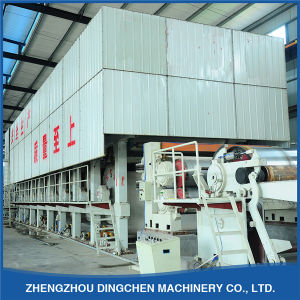 3200mm Corrugated Paper Making Machine Carton Recycled Paper Production Line pictures & photos