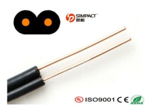 UL, RoHS, CE Approved 2*0.8mm Drop Wire pictures & photos