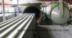 Fiber Cement Corrugated Roofing Sheet Line pictures & photos