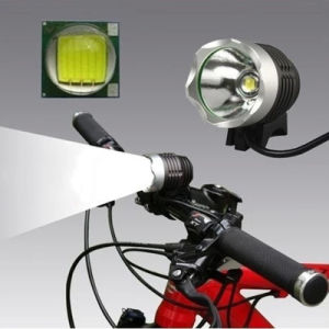 CREE Xml T6 Bicycle Light Headlight with USB Charging pictures & photos