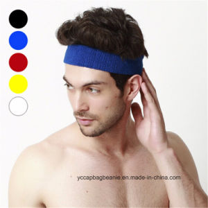 Cheap Custom Outdoor Sports Headband pictures & photos