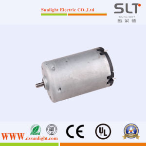 Hot Sale 24V DC Electric Brushed Motor for Garden Instrument pictures & photos
